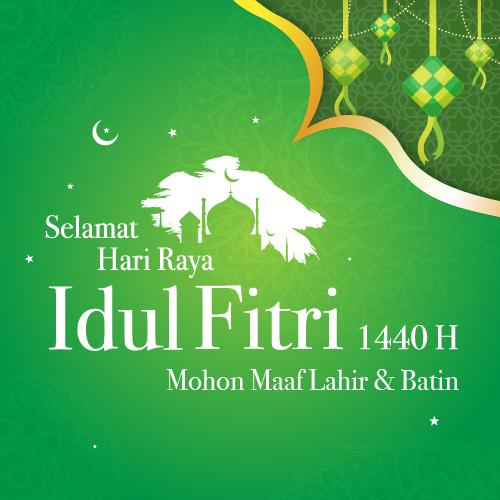 Pt Sinar Sosro Selamat Hari Raya Idul Fitri 1441 H